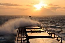 The Movement Of The Vessel Aga...