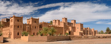 Panorama Of Kasbah Amerhidil O...