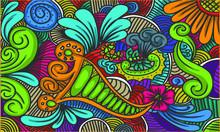 Vignet Colorfull