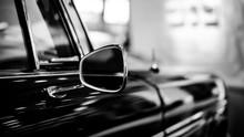 Classic Car., Mirror