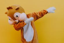Squirrel Character Mascot Has ...