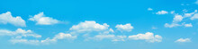 Sky Clouds Banner Background. ...