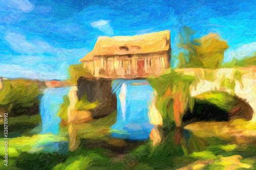Fényképezés Impressionnisme
