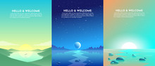 Vector Landscapes In A Minimal...