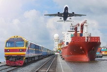 Container Trains Commercial Ca...