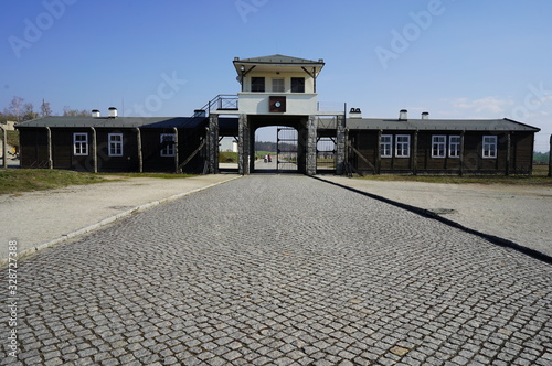 Valokuva Gross-Rosen is a German nazi concentration camp where was murder people in World