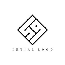 Initial S And G Logos In The G...