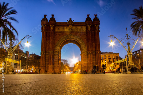 Photo ARCO DEL TRIUNFO BARCELONA