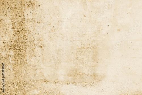 Hintergrund abstrakt in beige hellbraun sepia Canvas Print