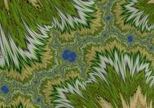 Fractal Abstract Art Backgroun...