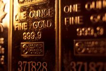 Gold Bullion Ingot 999.9 Bar
