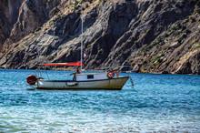 Seascape, Pleasure Boat Off Th...