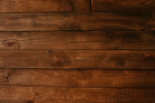 Close Up Plank Wood Table Floo...