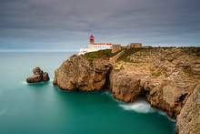 Landscape Of The Lighthouse An...