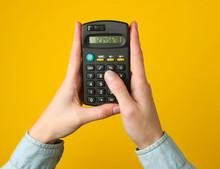 Female Hands Count Calculator ...