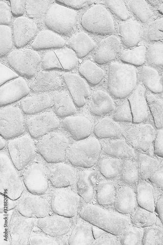 Fototapeta kamień  old-stone-pavement-background-abstract-pavement-large-cobblestones-old-road-texture