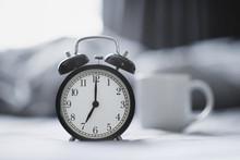 Closeup - Alarm Clock Have A G...