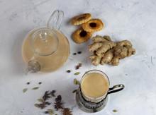 Spicy Milk Indian Tea Masala I...