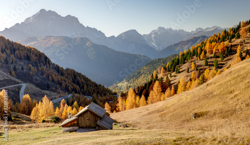 Obraz na plátně Dolomites