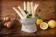 Asparagus time still life