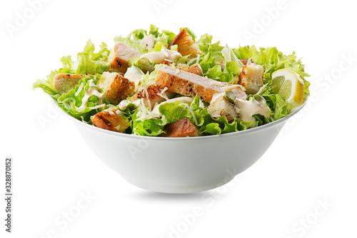 Fototapeta Salad caesar obraz