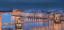 Amazing Chain Bridge With The ...