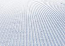 Ski Run Trail Snowcat