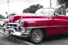 Frontside Of Old Red Classic C...