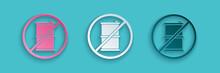 Paper Cut No Barrel For Gasoli...