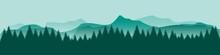 Smokey Mountain Nature Landsca...