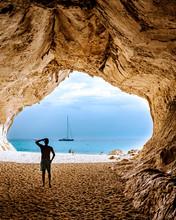 Sardinia Orosei Coast Italy, G...