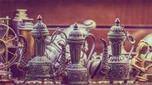 Antique Arabic Teapot