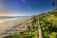 Drainage Pipes In The Bluffs A...
