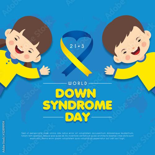 Fotografia 21 march - World Down Syndrome Day