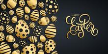 Easter Celebrate Luxury Banner...