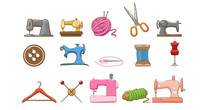 Sewing Vector Set Collection G...