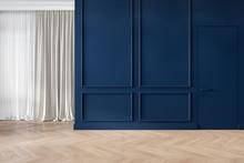 Modern Classic Blue Interior B...