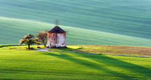 Gorgeous Rural Landscape With ...