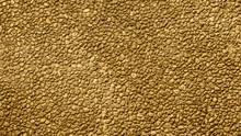 Golden Pattern. Golden Backgro...