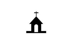 Cross Icon, Basic Shape, Black...