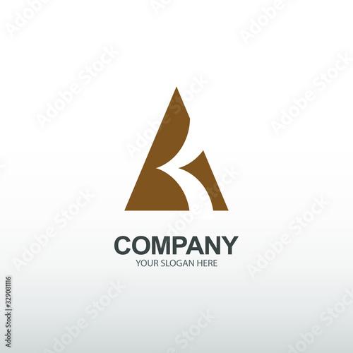 Photographie AK latter logo