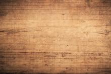 Old Grunge Dark Textured Woode...