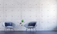 The Interior Design Of Loft Li...