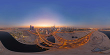 360 Panorama By 180 Degrees An...