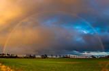 Fototapeta Tęcza -  I saw the end of the Rainbow