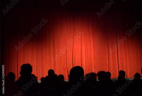 Photo Theatre audience