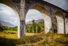 Glenfinnan Viaduct In The Scot...