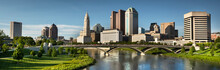 Downtown Cityscape Panoramic L...