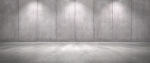 Concrete Wall Background With ...