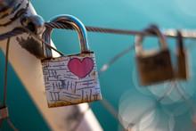 Valentines Day Love White Rust...